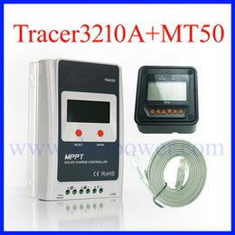 Wholesale 2016 new tracer A max pv input v a v mppt solar charge controller