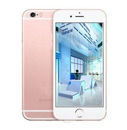 Wholesale Goophone i6s Metal Body Android inch MTK6582 Show Octa core G Lte G GPS Smart phone with original logo