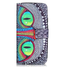 Printed Cases for MOTO G4 PLAY PU Leather with Card Pocket Flip Stand Case Customize welcome OppBag package