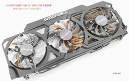 New Original for Gigabyte GV-780OC GTX780 GTX780Ti graphics card radiator Cooler Cooling Fan with Heat sink