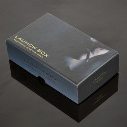 Wholesale New Magic Flight Launch Box Vaporizer Dry herb Vapor Cigarette Kit renewable Birch Hardwood box mod kit vs snoop dogg wood box mod