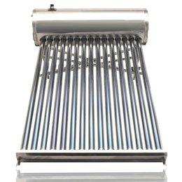 Wholesale Solar hot water tank solar collector Non pressurized solar water heater solar geyser Liter solar energy system