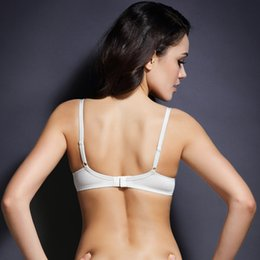 Compra Online Dd sujetador-Europeo de América de lujo de color sólido Sexy Lace sujetador de gran tamaño de Copa delgada de ropa interior Mujer Bra Plus Size B C D E DD F Copa G