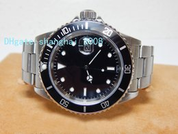 Wholesale Luxury Brand Mens Sapphire Glass Black Dial Stainless Steel SU Mens Watch Men Watches