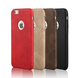 Wholesale Holster Pouch Leather PU For iphone Plus Samsung Note7 Mobile Cell Phone Cases Covers Slim Retro luxury s S7 Edge Smartphone Android News