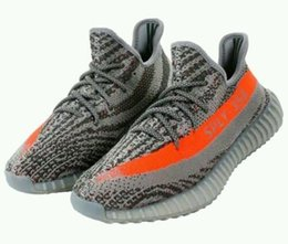 Wholesale Kanye West Boost V2 Top AAA Quality Boots Ankle Boots LowMen Women With Box