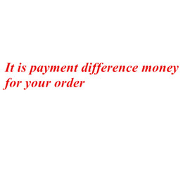 Wholesale it is pay money for your order