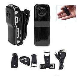 Wholesale Mini DV DVR Sports Video Camera Spy Cam MD80 DC x480 Helmet Camera Action Cam camcorder Video Record Motion Detection