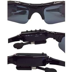 2016 mémoires vidéo Lunettes de soleil Bluetooth Lunettes de sport Camera + Video + Mp3 + Built-in 8 Go de mémoire + bluetooth Sunglass mémoires vidéo ventes