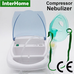 Wholesale Family Compressor Nebulizer Children Adult Health Care Allergy Relief Respiratory Medicine Inhaler Aerosol Medication Therapy