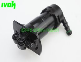 Wholesale Left Headlight Cleaning Washer Nozzle Pump Headlamp Washer Cylinder For Audi A6 C6 S6 OEM F0955101 F0