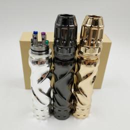 Wholesale AV Twistgyre Kit Clone Newest Ecigarette Avid Lyfe Twistgyre Mechanical Mod Kit AV Mods Hot Selling Vape Mod AV Mod Kit Aimcig