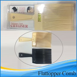 Wholesale High quality CUTLLNER Flattopper Comb Hair Clipper Electric Hair Cutters Hairdressing Hair Style Tooling Hairdresser DHL Free