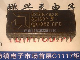 Wholesale 8251B BXA MD8251 B MD8251 BC MD8251B CDIP dual in line pin dip ceramic package Electronic Component IC