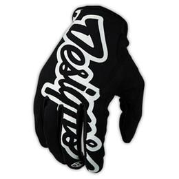 Wholesale 2016 Troy Lee Designs TLD SE Pro Moto Gloves Motorcycle MTB BMX Motocross Motocicleta Guantes Cycling Gloves black