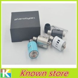 Wholesale Most Popular ml Atomizer Phenotype L RDA Machinery Manufacturers Selling Electronic Cigarettes Big Smoke For DHL