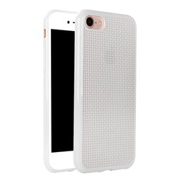 Toney Soft embroidering Cross Stitch Phone Case for iPhone 6 6s 6 plus 7 7 plus 8