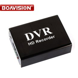 XBOX HD 1 Channel Super-Smart Mini DVR Support SD Card Real-time MPEG-4 Video Compression Balck Color