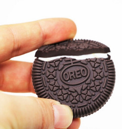 Wholesale Easy Magic Restored Cyril OREO Bite Cookie OREO Bite Out Cookie Close Up Tricks Props YH125