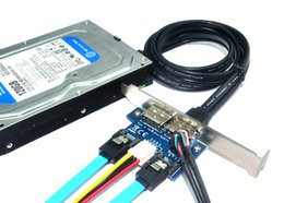 SATA to power over ESATA Adapter