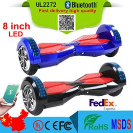 hoverboard bluetooth Balance Scooter 2 wheels Smart Balance self balancing Electric scooter LED Scooter Bluetooth hoverboard Unicycle