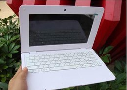 Wholesale buy a good price notebook laptop for children inch mini size with Android operation system