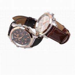 Fashion Ultra Thin Watch camera high quality Scrach-resistant Sapphire Mirror Digital Clock Watch Mini DV Camcorder