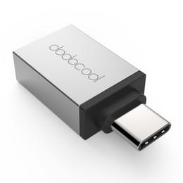 Wholesale dodocool USB Type C to USB Adapter Convert Connector Silver DA73
