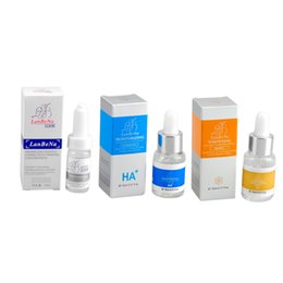 Wholesale LanBeNa Whitening Collagen Polypeptide Essence Moisturizing Ha Hyalureonic Acid Essence LanBeNa Argireline Anti wrinkle Repair Essence DHL