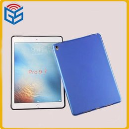 2016 Cellphone Accessories China Cover For Ipad Air 3 TPU Pudding Case For Ipad 7 Pro 2 9.7