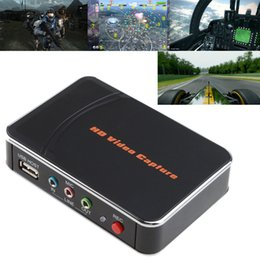 HD Game Capture video Recorder capture 1080P HDMI YPBPR for Xbox 360 One PS3 PS4