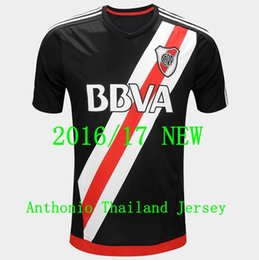 Wholesale soccer jersey RIVER PLATE AIMAR PISCHU camisetas futbol camisa de futebol maillot de foot survetement football kit uniform football shirt
