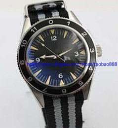 Wholesale Stylish Auto Sea Spectre Limited Edition Men s Wristwatch Color Fabric Belt Glass Back Chronometer James Bond Spectre Male Wa