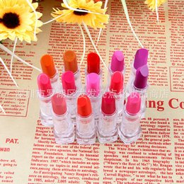 Wholesale Authentic grace house small kind lipstick lipstick color system Good water embellish coloring