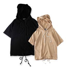 Wholesale BAPE Men Hoodies Boy s Autumn Novelty Streetwear Pullover Short sleeve standard Cotton Rock style Hooded hoodie