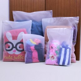 Travel essential clothing travel bag finishing pack Korea clothes underwear sealed bag wash bag
