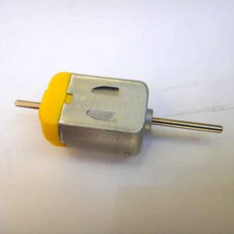 Wholesale 130 long axis Carbon brushes Motor DIY Model Produced Wind Generator Miniature Motors Parts amp Accessories