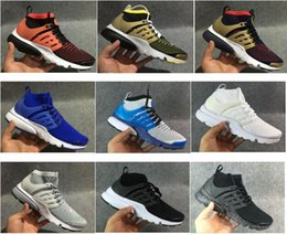 Wholesale Autumn Winter Brand Shoes King Running Shoes Men Air Presto Flykint Ultra Boost Sneakers Sport Shoes