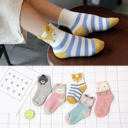 2017 Kids Socks Middle long, Warm, Sweat Absorption, Deodorant, Breathable Spring Autumn Winter Socks Cotton Material