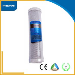 Wholesale profession Activated carbon filter applicable to house use ro water purifiler UF filter Alternatively loaded