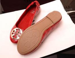 Wholesale New fashion flat shoes ballet shoes super comfortable shoes