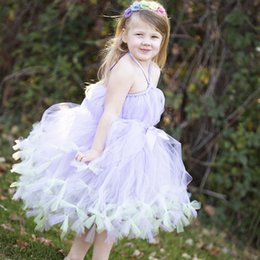 Pageant Ball Gowns For Girls Princess Dress Kid Party Pageant Wedding Bridesmaid Dresses Flower Girl Communion Dresses New Arrivals