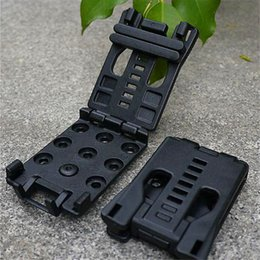 Wholesale High quality Large Tek Lok Belt Clip For Knife Kydex Sheath K Sheath belt clip screw