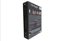 Wholesale hot Game of thrones season4 whole full Set Version Complete series DVD Boxset New free DHL shipping
