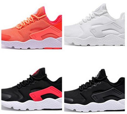 Wholesale 2016 low price High Quality Air Huarache Ultra Run Mesh Breathe Running Casual shoes Mesh Men Women s Huaraches Sneakers Size Eur