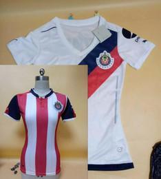 Wholesale Mixed buy Mexico Chivas de Guadalajara Women s Soccer Jerseys Best Quality Guadalajara O BRAVO A REYNA DE NIGRIS ARCE Soccer