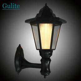 Voies d'aménagement paysager à vendre-Powered LED Outdoor gros-Lampe solaire de jardin Pathway mur Paysage Lumière