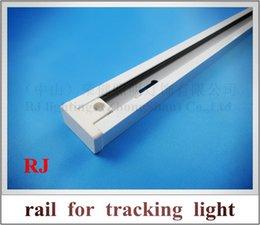 Wholesale rail track bar for LED tracking light track light rail light lamp mm L mm W mm H pole line pin