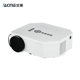 Wholesale Newest Ansi Lumens Original UNIC UC30 Portable LED Mini Pocket HDMI USB Micro Pico Multimedia HDMI USB Video Game Projector