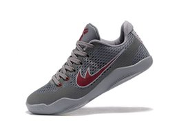 Wholesale Kobe XI EM Draft Day Lower Merion Aces kb mens Sports Basketball Shoes low Running shoes box us